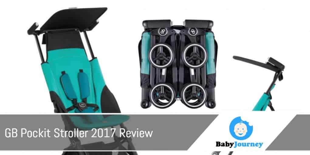 GB Pockit Stroller 2017 Review