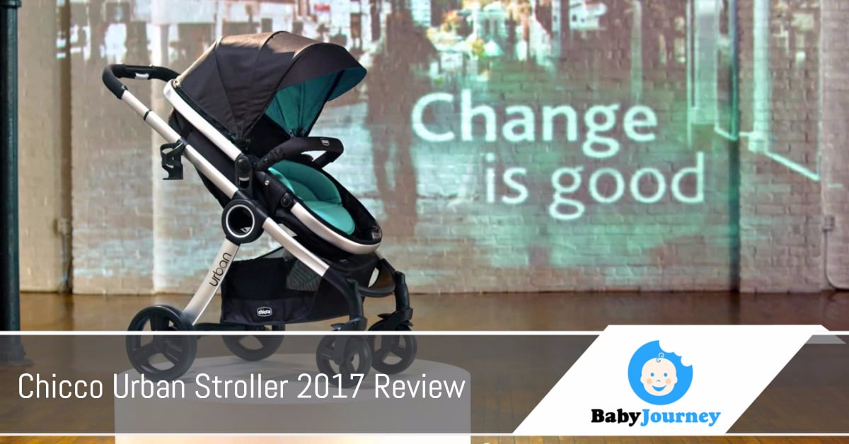 Chicco Urban Stroller 2017 Review