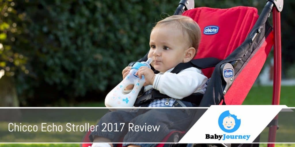 Chicco Echo Stroller 2017 Review