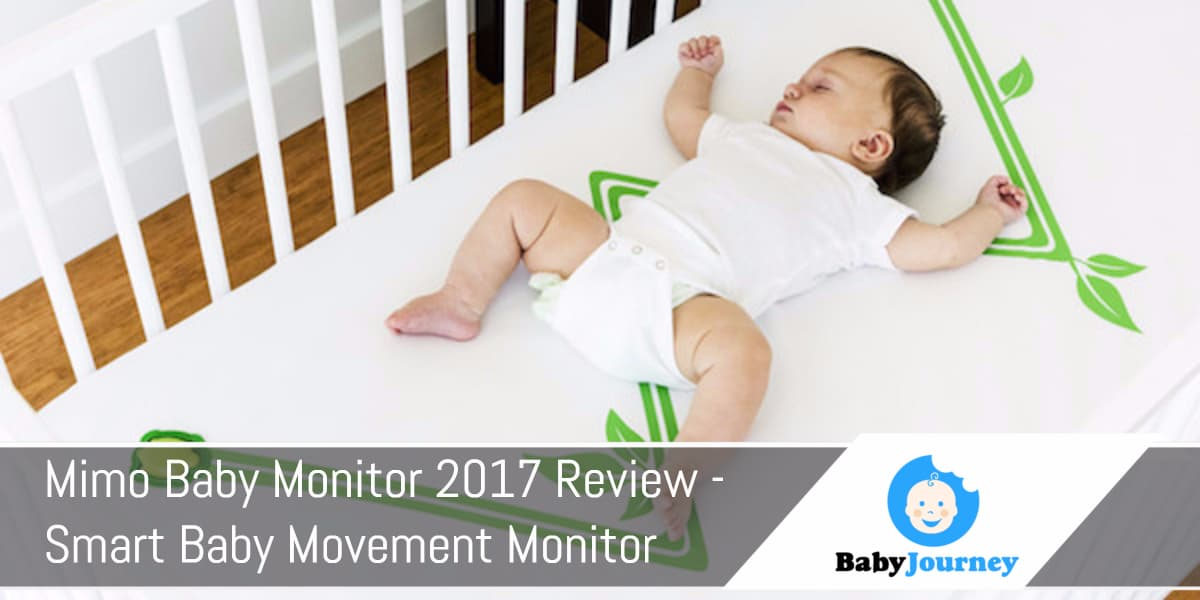 Mimo Baby Monitor 2017 Review - Smart Baby Movement Monitor