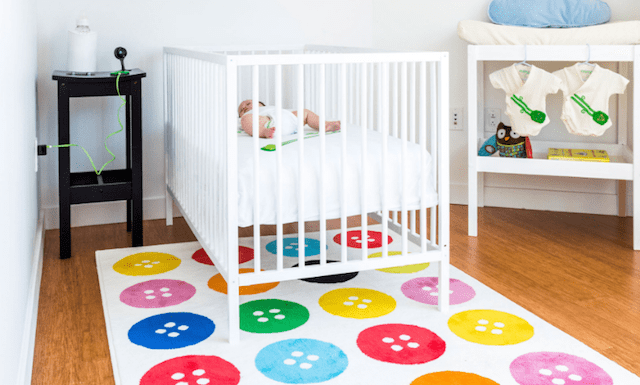 Mimo Baby Monitor can monitor your baby