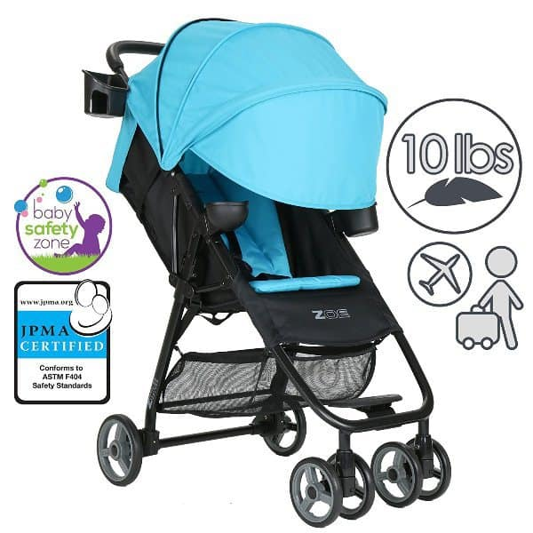ZOE Umbrella Single Stroller