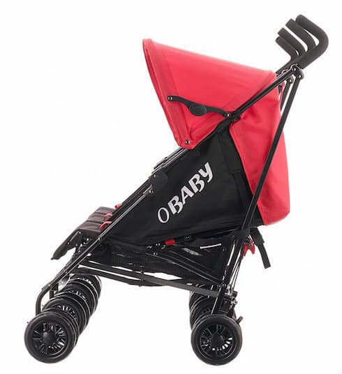 Apollo Twin Stroller, which is a double stroller version for twins.