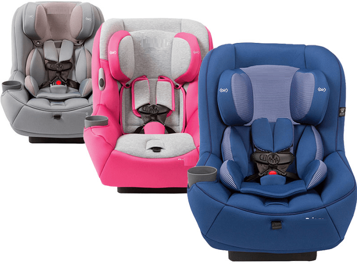 Evenflo Tribute LX Convertible Car Seat Review by Baby Journey