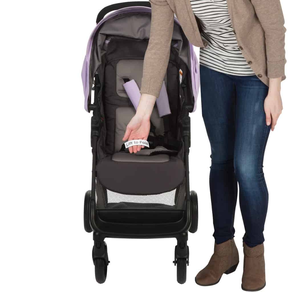 Safety First Smooth Ride Travel System Wisteria Lilac