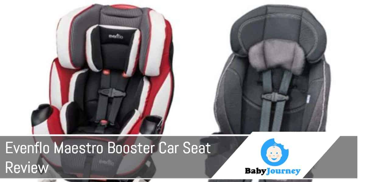 Evenflo Maestro Booster Car Seat Review