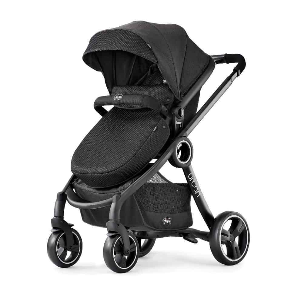 The Chicco Urban features an impressive design that makes it comfortable, versatile, and convenient.