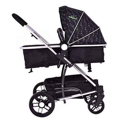The stylish Costzon can be a worthy accessory for any fashion forward parent.