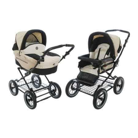 The Roan Rocco is perfect for parents who expect to spend a lot of time outdoors with their baby.