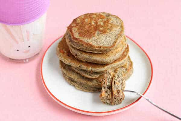 Yummy, creative pancakes that taste different from the norm