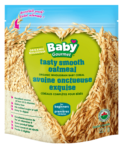 Your baby will love this delicious easy to digest cereal