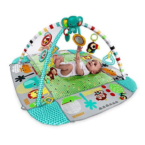 Switch to the active mode with this Fisher price Playland!