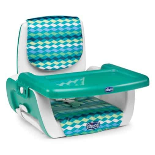 The Chicco Booster seat is suitable for 6-month-old to 3 years.