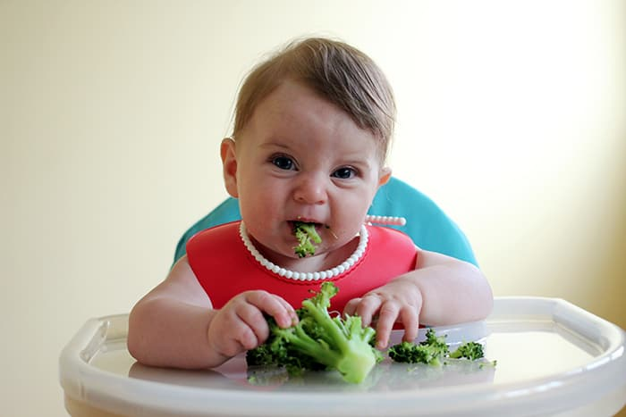 If done right, baby-led weaning will NOT cause your baby to choke.