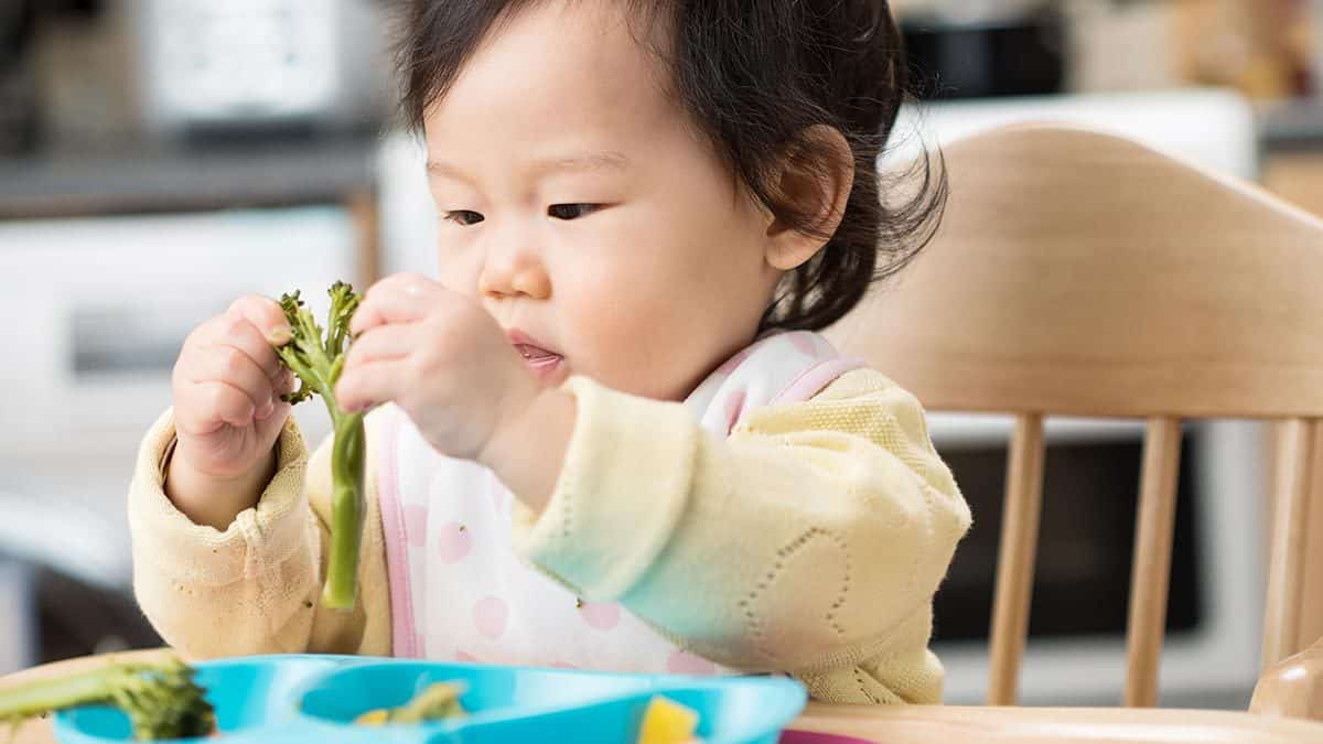 Baby-led weaning is actually safer than most people think.