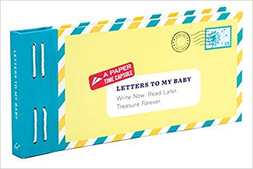 Letters to Baby is a sentimental game that you can have close friends and family play.