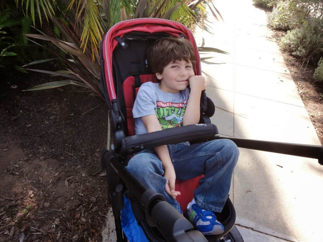 The stroller should be able to support your child's weight (Source: Stroller Queen Reviews)