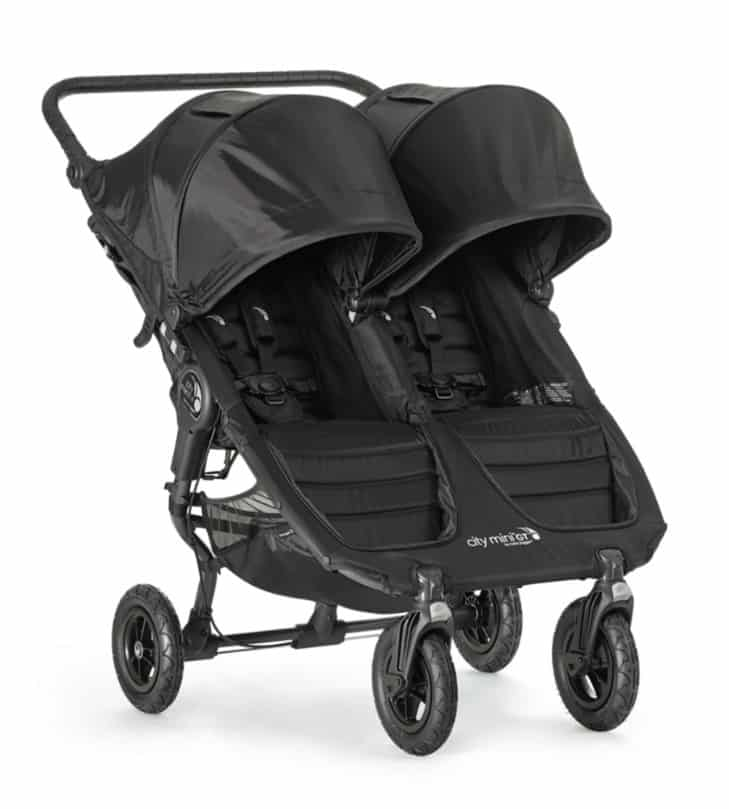 Baby Jogger 2016 City Mini Double stroller (Source: Baby Jogger)