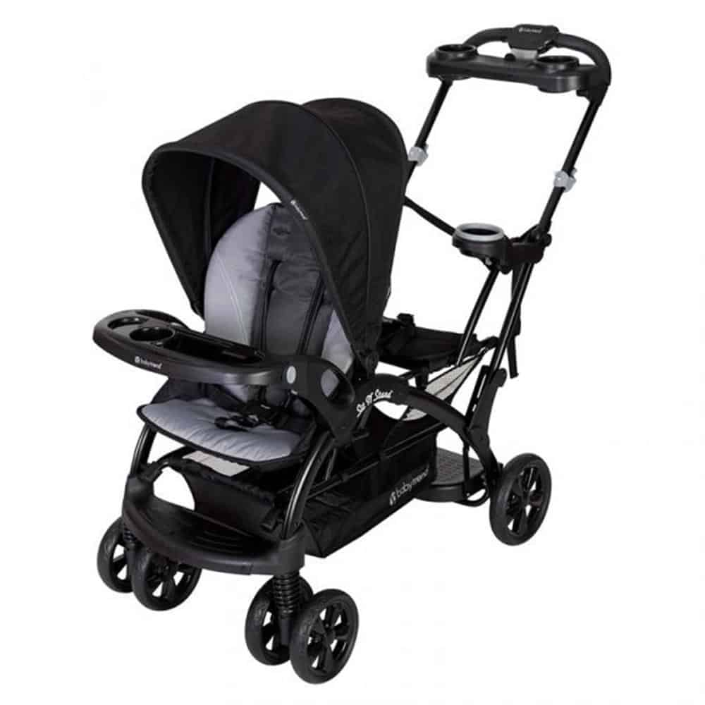 Baby Trend Sit N Stand Ultra stroller (Source: The Kiddies Store)