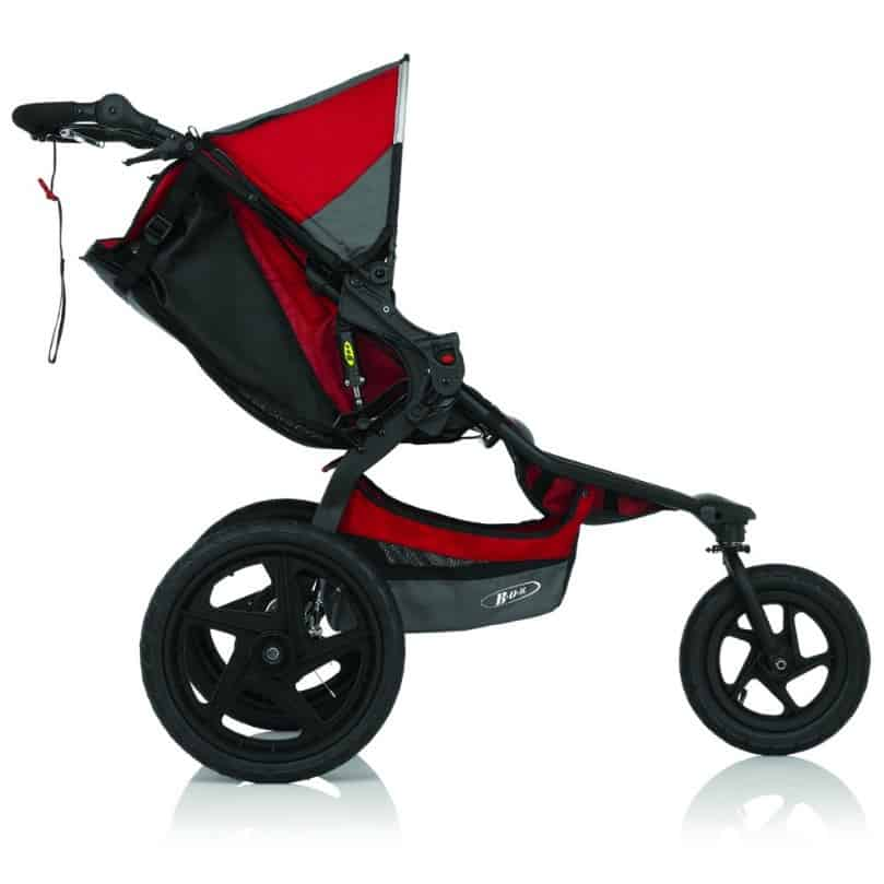 BOB Revolution Pro stroller (Source: Precious Little One)