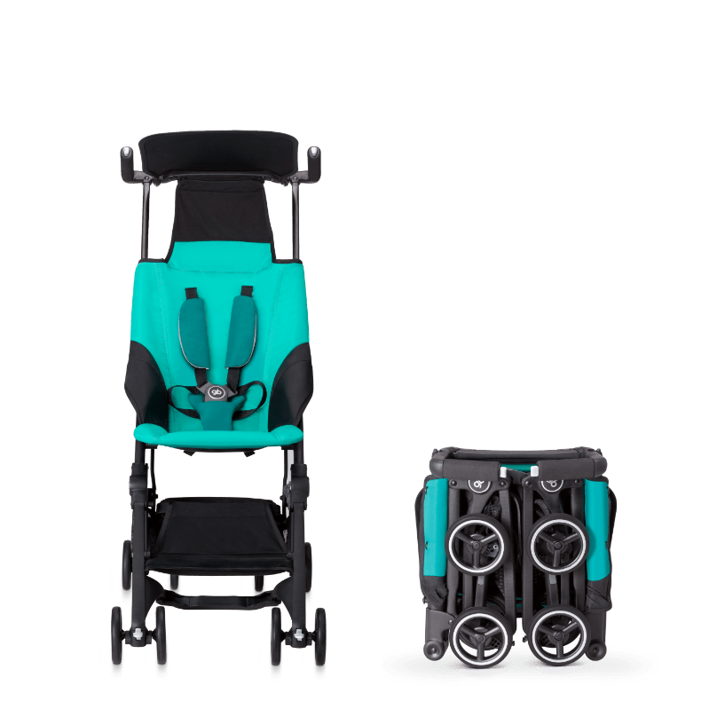 Pockit Lightweight stroller (Source: Pish Posh Baby)
