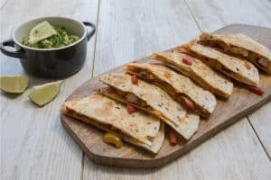 ​ Chicken quesadillas