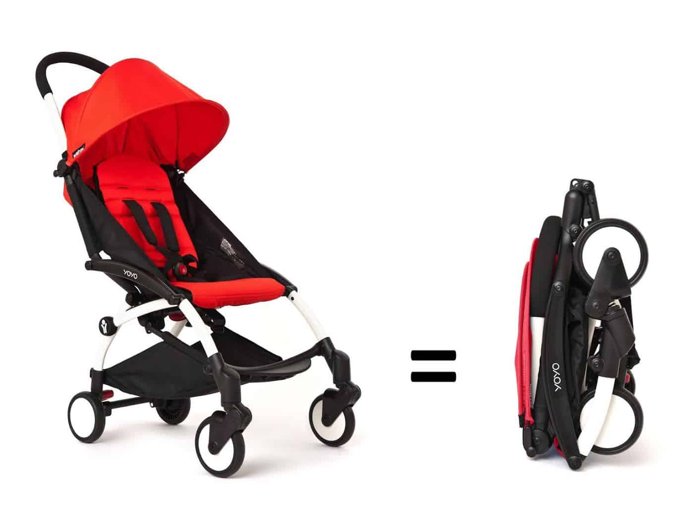 Best Stroller for a Walk-up Apartment must be compact and easy to carry around