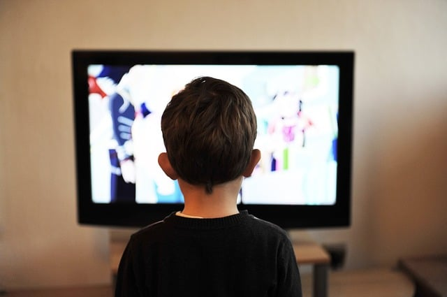 TVs are also a risk for tipping over if they aren't anchored (Source: Pixabay)