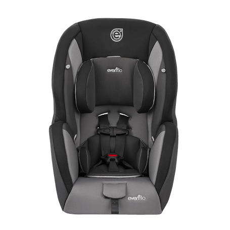 Presenting the in-depth Evenflo SureRide DLX review: A convertible car seat that is perfect for your baby. (Source: Evenflo)