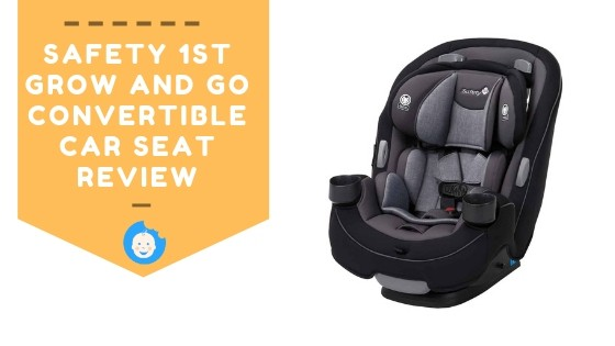Safety 1st Grow and Go Convertible Car Seat Review