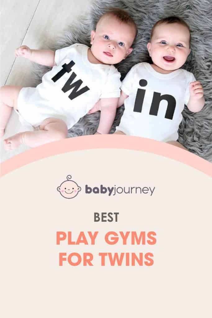 Best Play Gyms for Twins