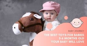 best toys for babies 3-6 months
