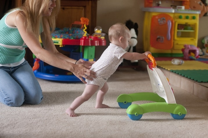 Do Push Toys Really Help Kids Learn to Walk? | HowStuffWorks