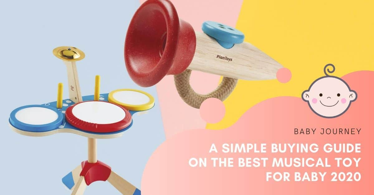best musical toy for baby