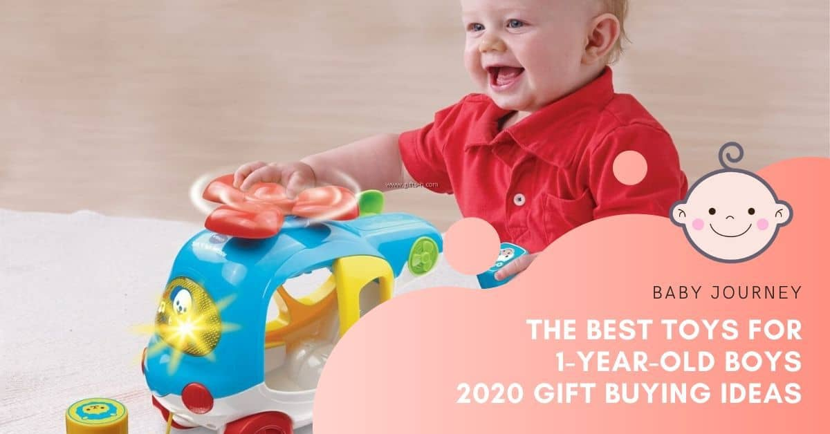 best toys for 1-year-old boys