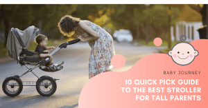 best stroller for tall parents