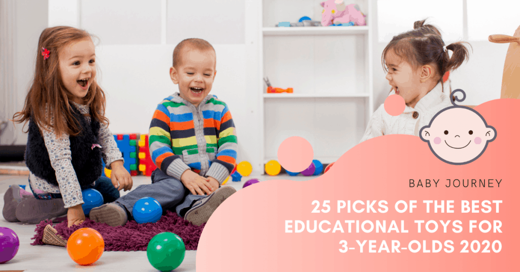 best educational toys for 3-year-olds